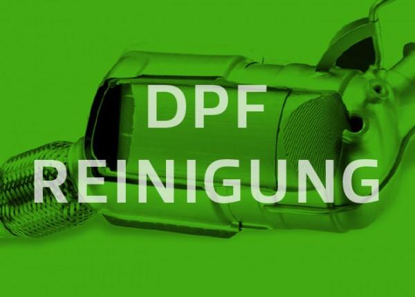 DPF-Filter Reinigung PKW Händler